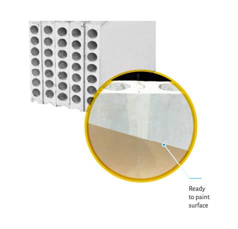 Besta Tm Hollowcore Panel